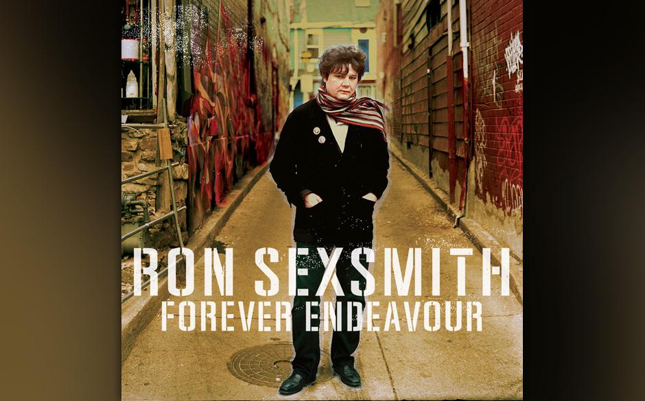 Ron Sexsmith - 'Forever Endeavour' (Cooking Vinyl/Indigo) Unser Album der Woche mit großen, klassischen Popsongs vom ewig un
