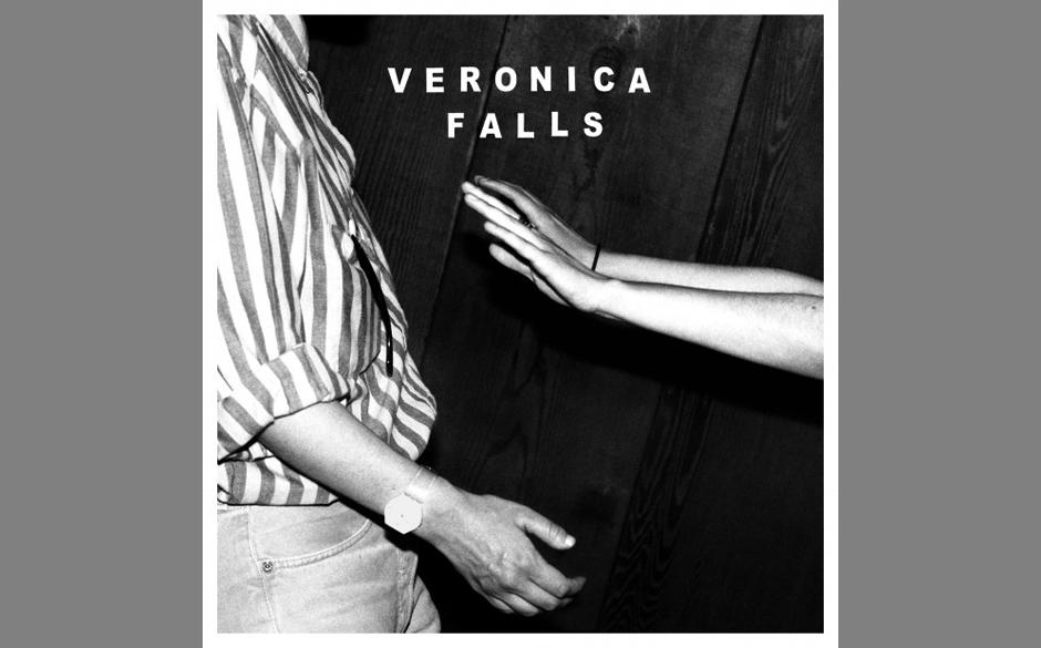 Veronica Falls- 'Waiting For Something To Happen'(Cooperative Music/Universal) 'Veronica Falls verhalten sich zu den Shop As
