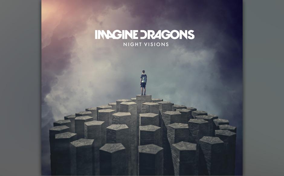 Imagine Dragons – 'Night Visions' (Universal Music International) 'Die Newcomer aus Las Vegas mit groovendem Breitwandrock'