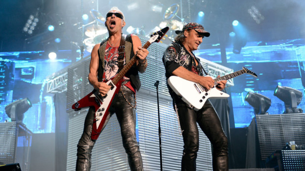 Scorpions live, Wacken Open Air 2012