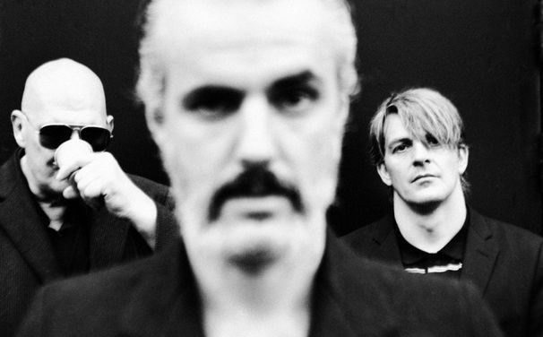 ROLLING STONE Weekender. Mit u.a. Triggerfinger (Foto) Bob Mould, Iron and Wine (solo)