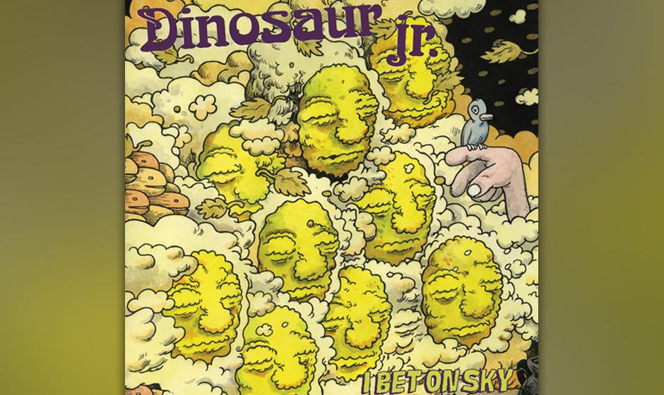 16. Dinosaur Jr.: 'I Bet On Sky' (-)