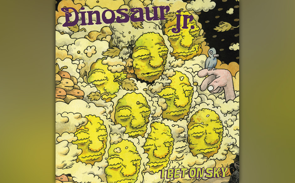16. Dinosaur Jr.: 'I Bet On Sky' (-)