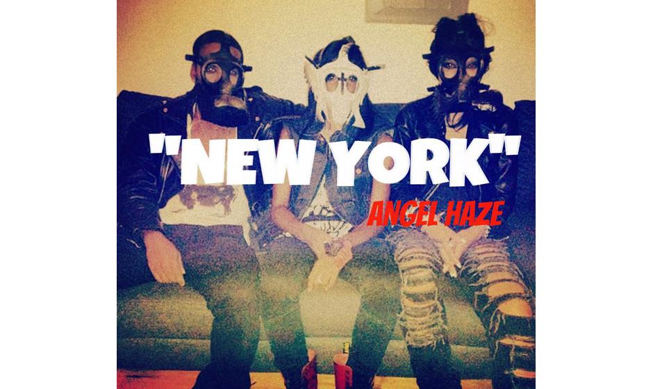 12. Angel Haze: New York' (-)