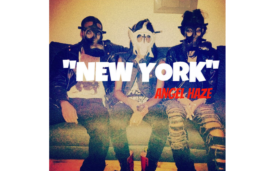 12. Angel Haze: New York' (-)