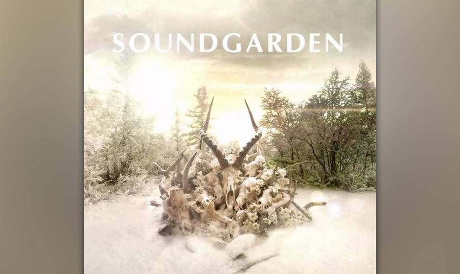 10. Soundgarden: King Animal (-)