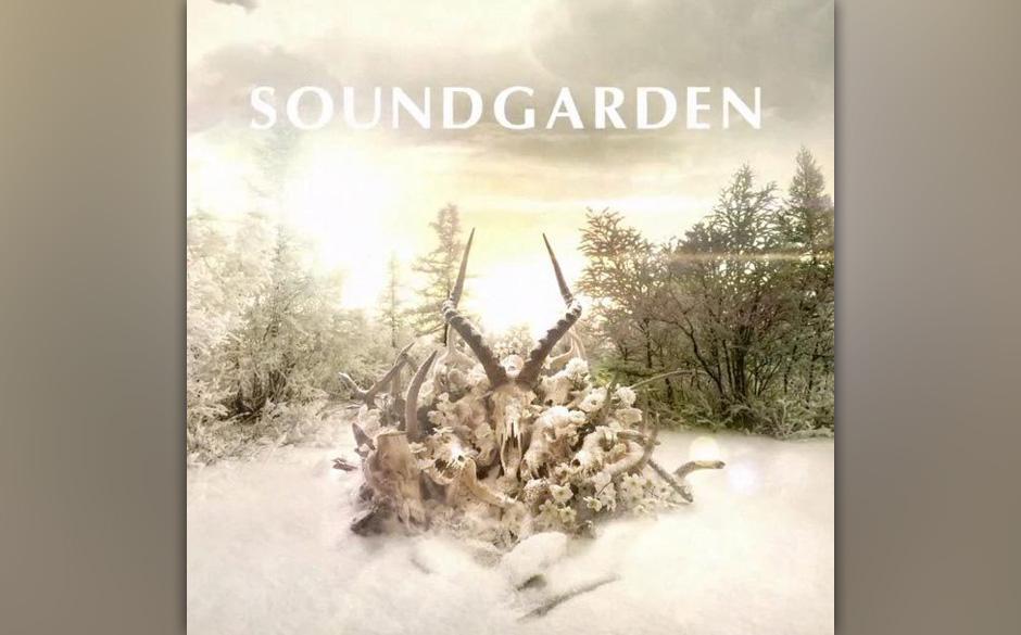 10. Soundgarden: King Animal (-)