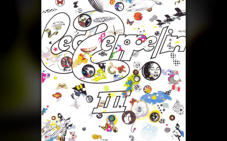 5. Led Zeppelin: III