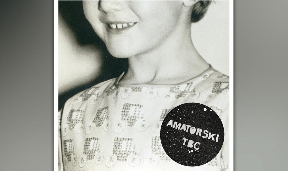 Amatorski - 'TBC'(Crammed/Indigo) Perfekte Ergänzung zu knisterndem Kaminfeuer und einem kalt ums Haus tobenden Wind. Die g
