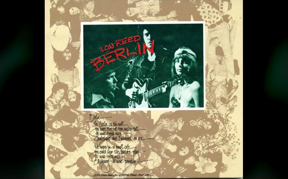 1. Lou Reed: Berlin