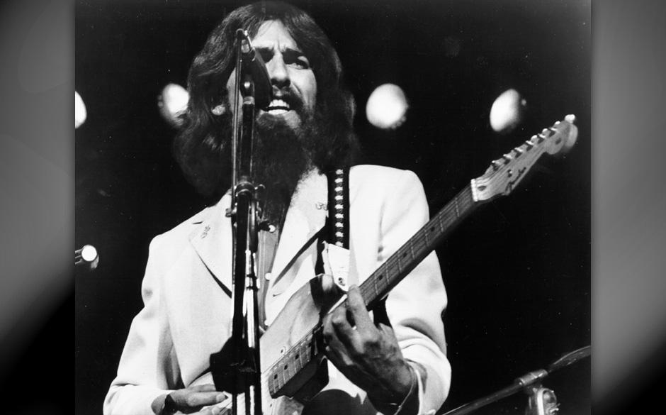The Concert For Bangladesh: George Harrison initiiert 1971 das erste Benefizkonzert der Geschichte.