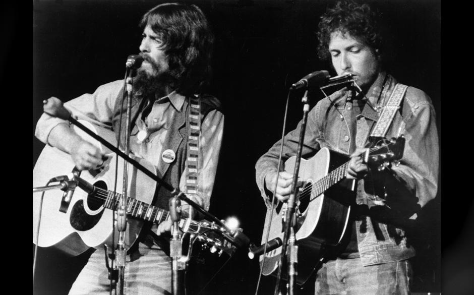 mit Bob Dylan