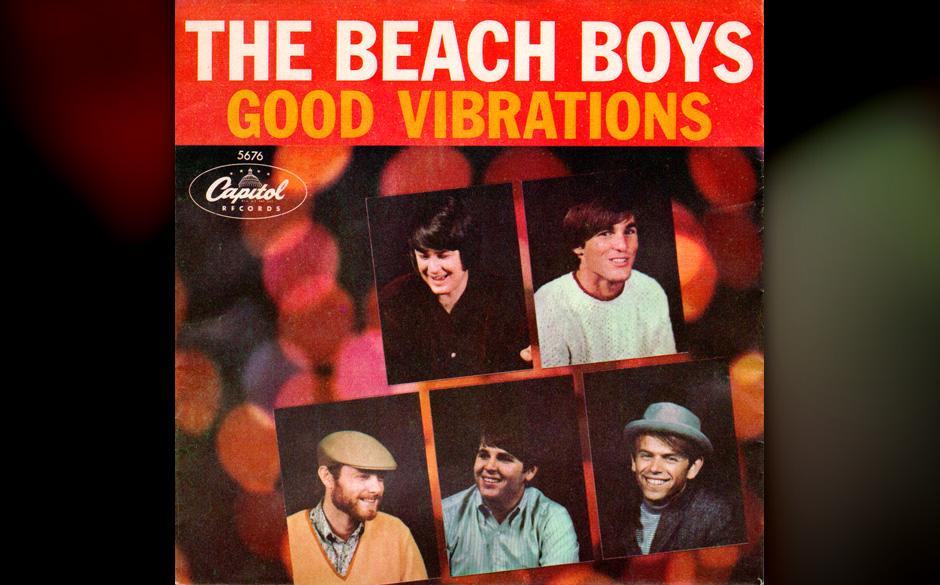 Beach Boys - Good Vibrations-Cover.