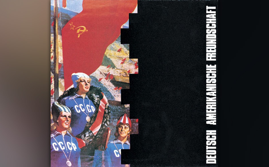 D.A.F. - Die Kleinen und die Bösen, 1980 (Mute): Die erste Seite des zweiten D.A.F.- Albums produzierte Plank in seinem Stud