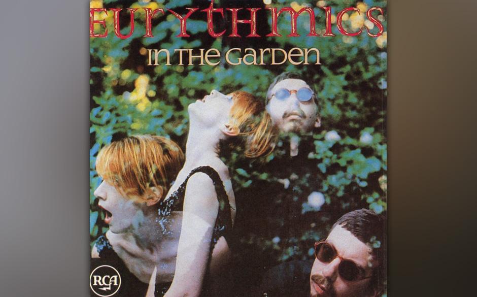 Eurythmics - In The Garden,1981(RCA): Plank brachte die Eurythmics für ihr Debüt mit Musikern von Can und D.A.F. zusammen.