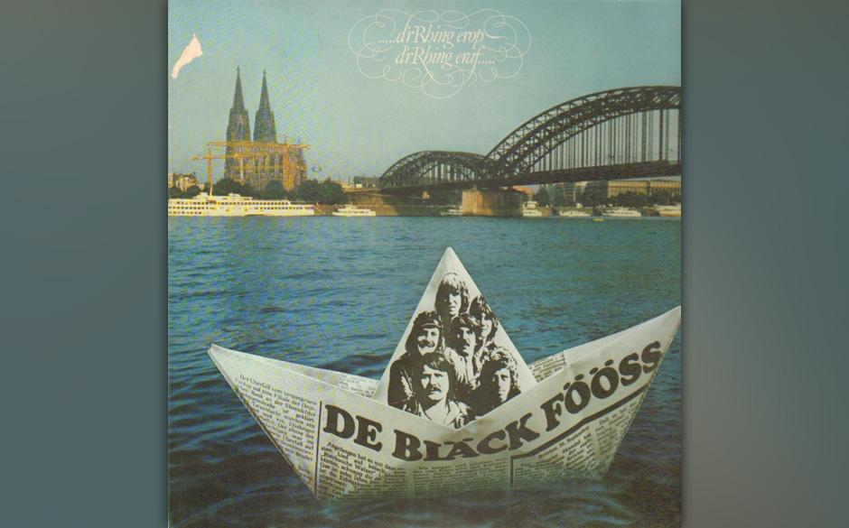 De BläcK Fööss - D'r Rhing erop – D'r Rhing eraf..., 1980 (EMI): Nicht nur als Elektronik-Pionier machte Plank sich
