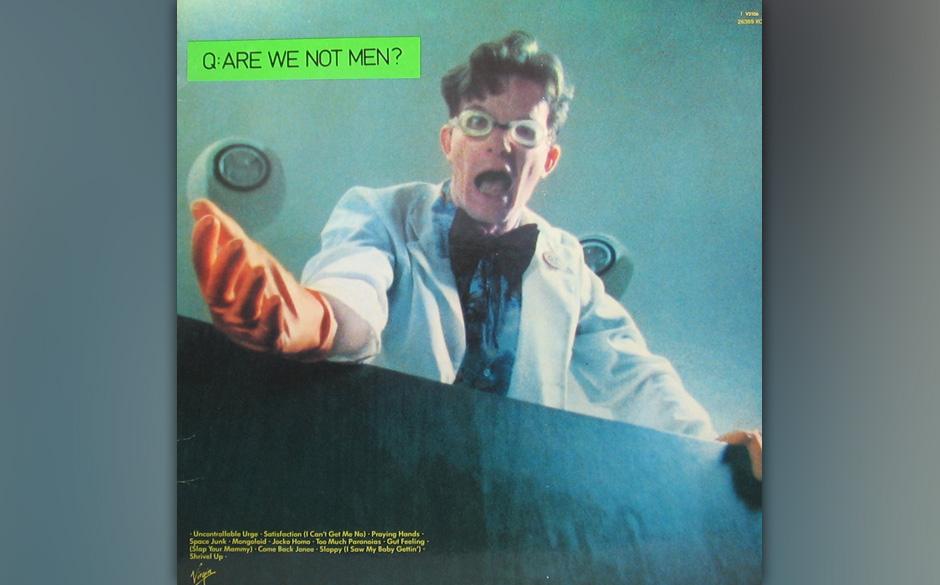 Devo - Q: Are We Not Men? …, 1978 (Warner): Mit Plank als Toningenieur produzierte Brian Eno diesen New-Wave-Klassiker, der