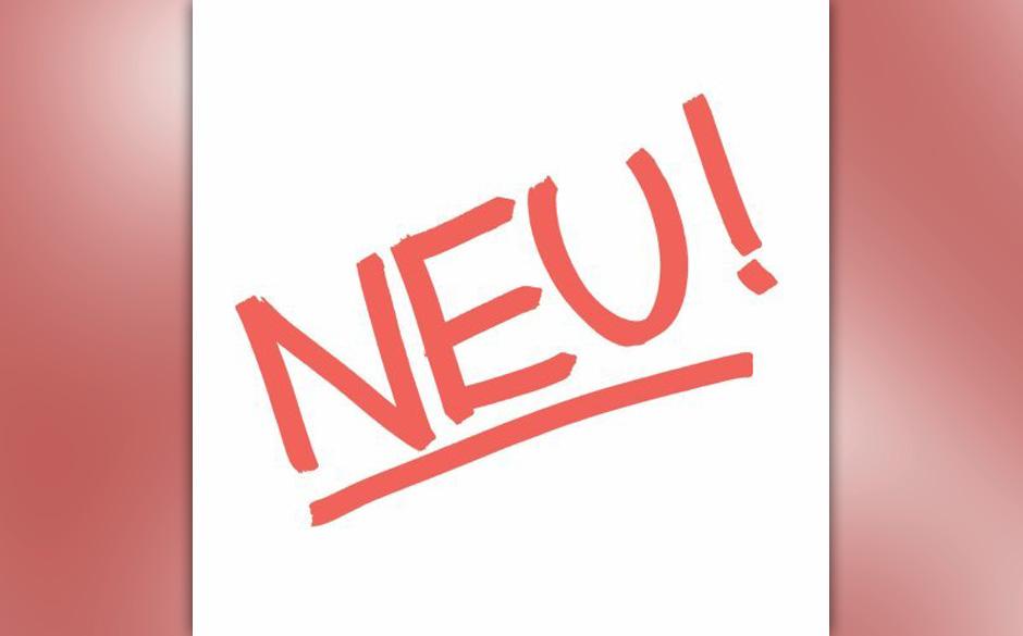 NEU! - NEU! 1972 (Brain): Klaus Dinger und Michael Rother waren bei Kraftwerk ausgestiegen und erfanden mit Conny Plank die m