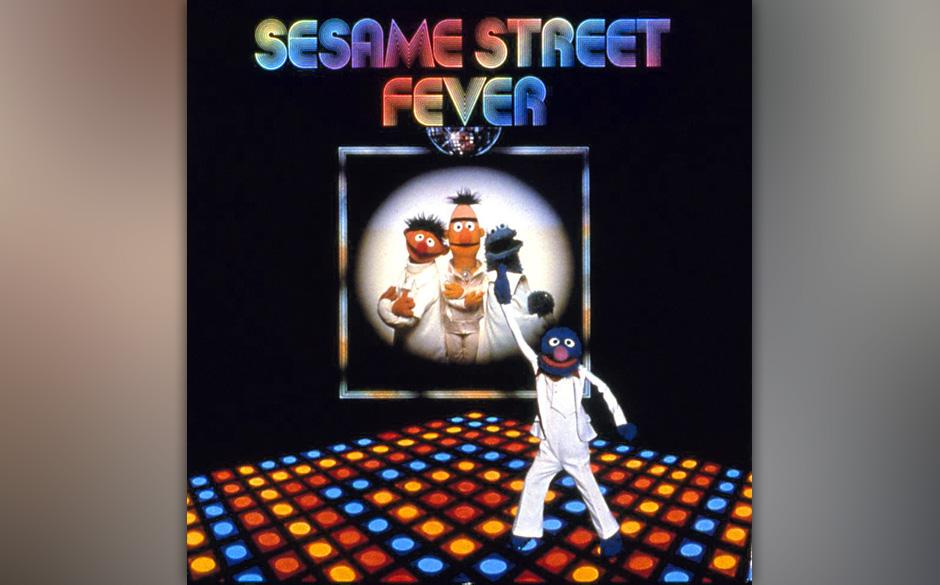 Sesame Street Fever: Ende der 70er war die ganze Welt im Disco-Fieber. Selbst in der 'Sesamstrasse' machte man sich für die
