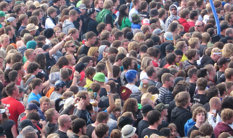Impressionen, Rock am Ring 2012