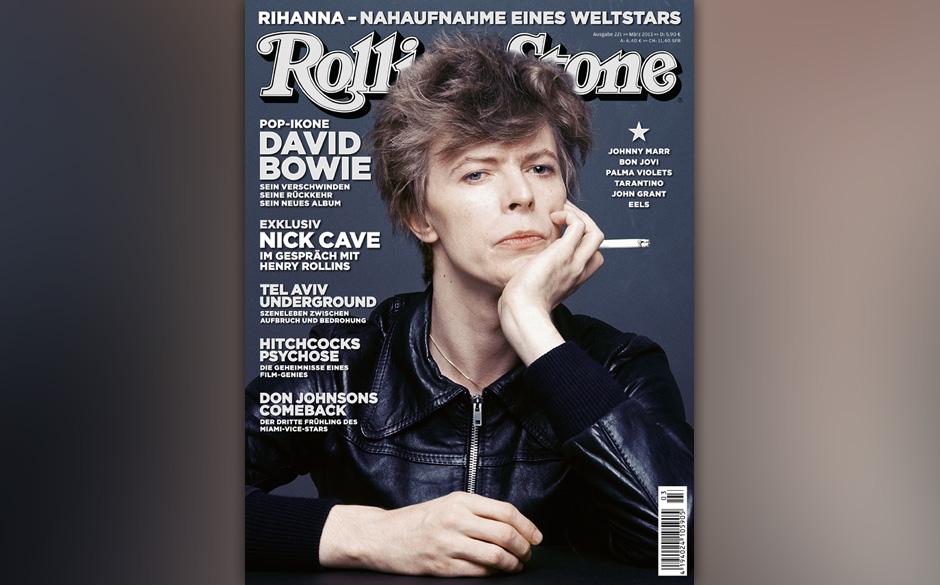 Das Cover der März-Ausgabe.