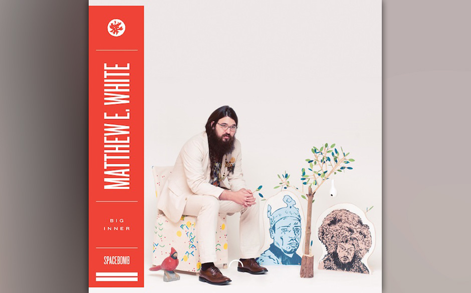 Mit herrlichem Zeitlupen-Soul ist Matthew E.White die Überraschungs-Nr.1 unserer Kritiker-Charts. Völlig zu Recht.