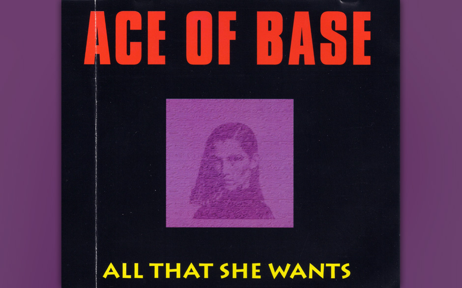 1. Ace Of Base: All That She Wants