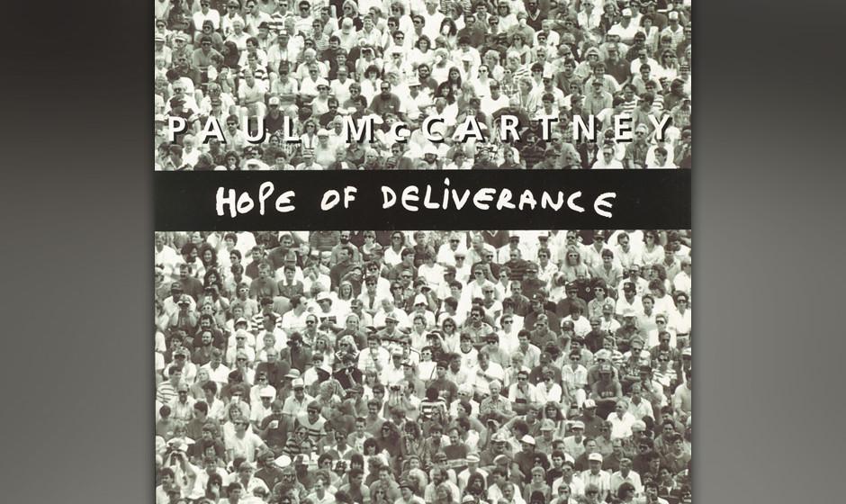 3. Paul McCartney: Hope Of Deliverance