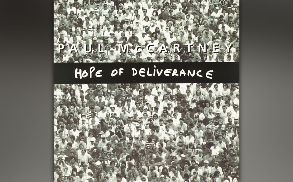 3. Paul McCartney: Hope Of Deliverance