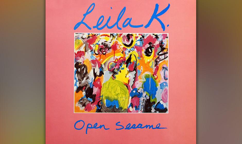 4. Leila K: Open Sesame