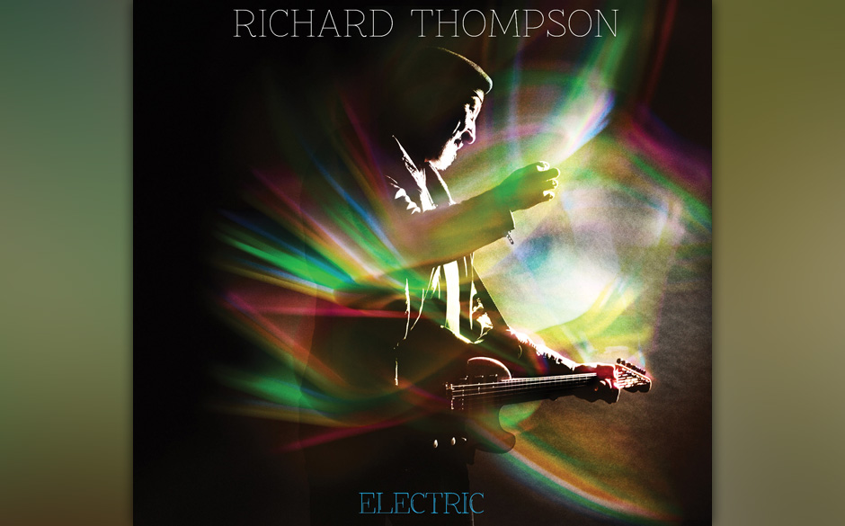 5. Richard Thompson - 'Electric' (-)