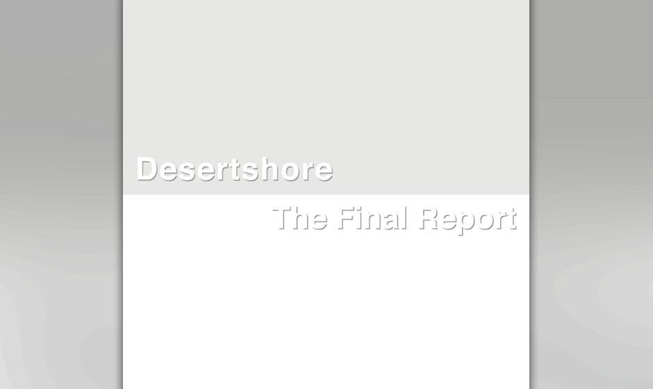 13. X-TG - 'Desertshore / The Final Report' (13)