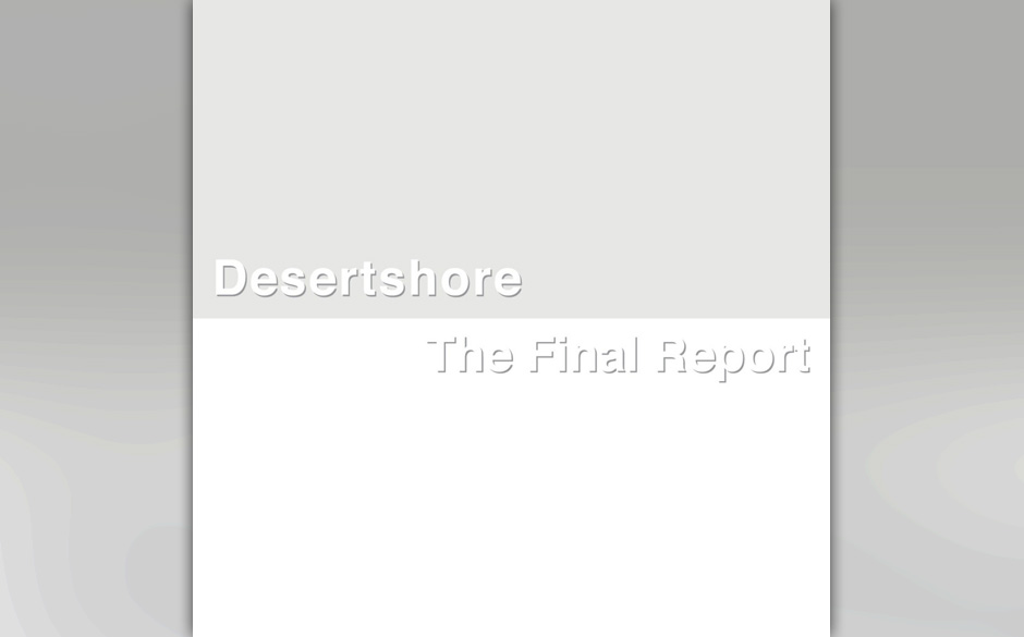 13. X-TG - 'Desertshore / The Final Report' (13)
