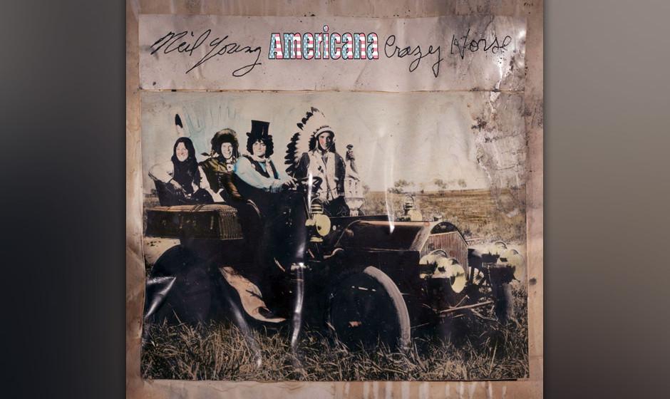 8. Neil Young & Crazy Horse: Americana (19)