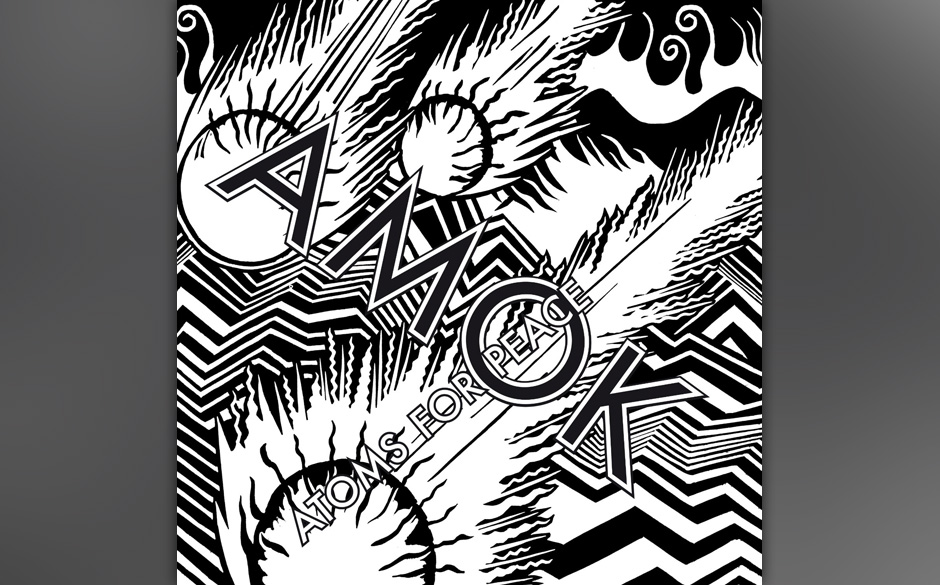 19. Atoms For Peace – 'Amok' (-)