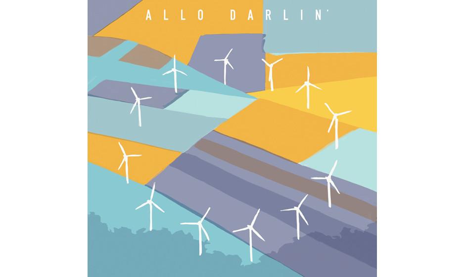 19. Allo Darlin': Europe (-)