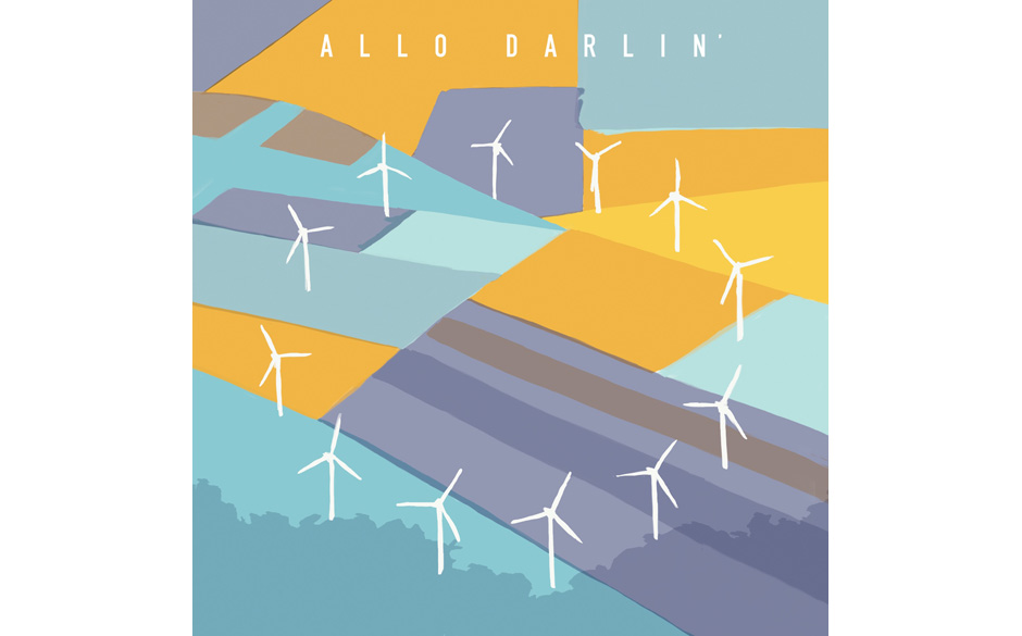 19. Allo Darlin': Europe (-)
