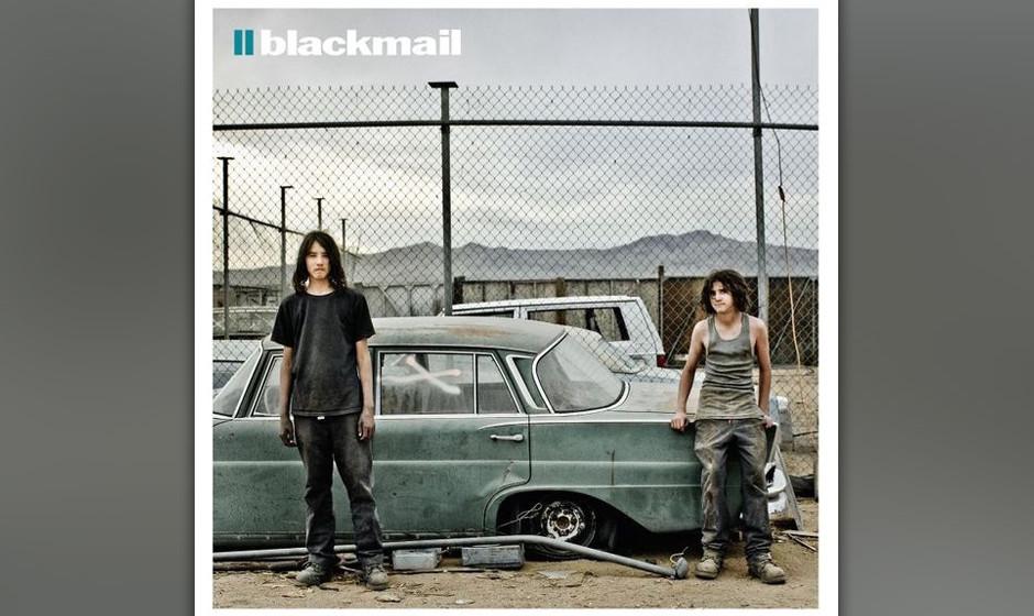 Blackmail - 'II'. Auch auf dem zweiten Album nach Aydo Abays Ausstiegs werden keine musikalischen Experimente eingegangen.