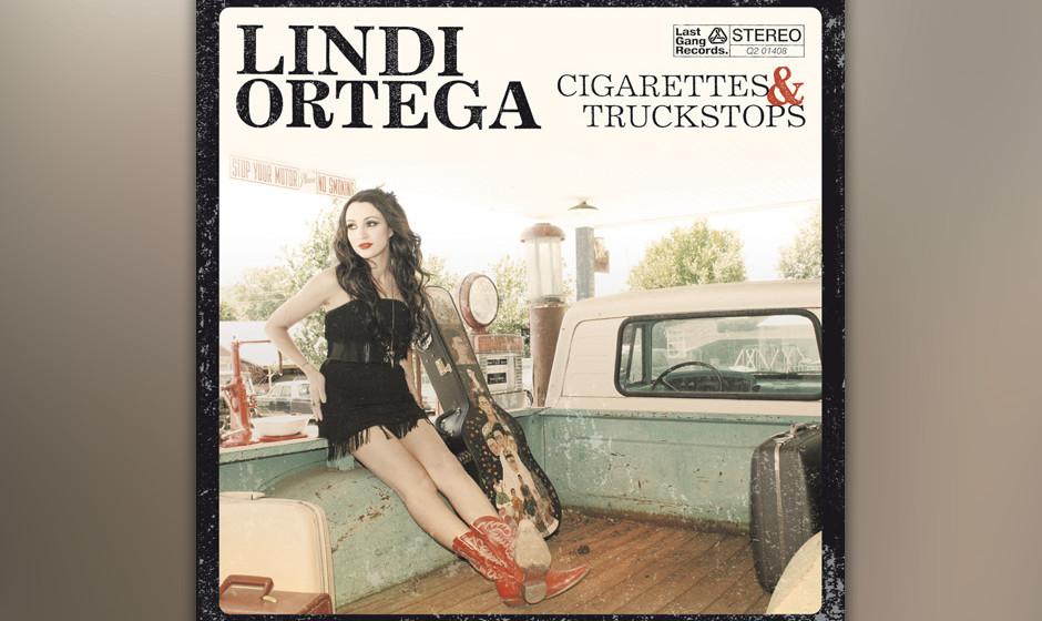 Lindi Ortega - 'Cigarettes & Truckstops'. Leicht anrüchiger, aber dennoch bekömmlicher Country-Pop.
