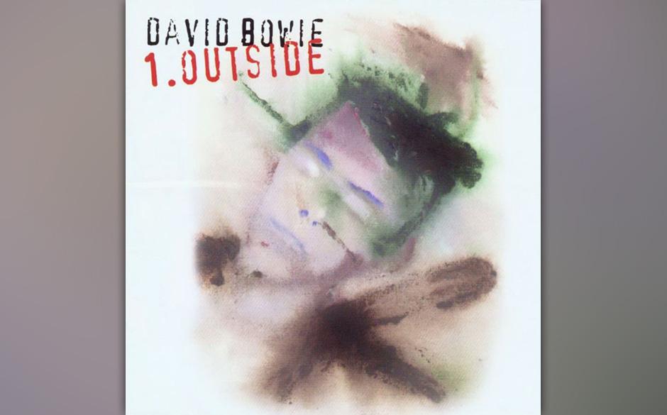 35. I'm Deranged. Diese Großtat ist auf '1. Outside' eher versteckt, entfaltete in David Lynchs Film 'Lost Highway' 1996 abe