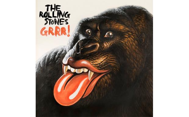 'GRRR'- The Rolling Stones