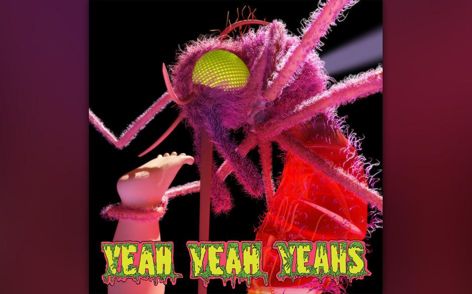 The Yeah Yeah Yeahs - 'Mosquito'. Karen O bezeichnet es als das 'Yeah Yeah Yeahs-Soul -Album'. Beteiligt war unter anderem Ja