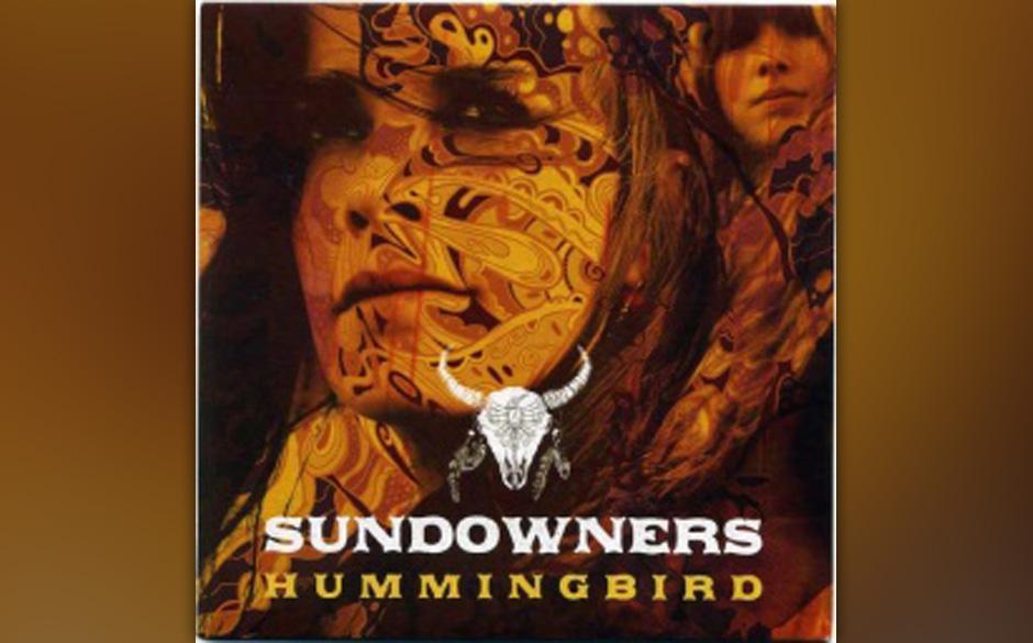 Kicks: Sundowners - 'Hummingbird'. Farbenfrohe Pop-Ästhetik zwischen britischem Harmony-Pop und Westcoast-Psychedelia.