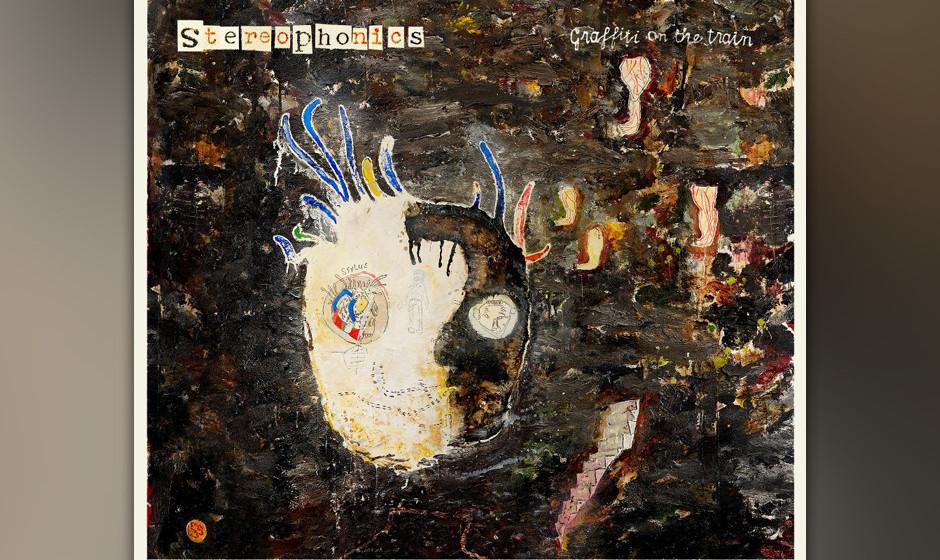 Stereophonics - 'Graffiti On The Train'. Kelly Jones macht, was ihm gefällt und bricht mit den eigenen Konventionen.