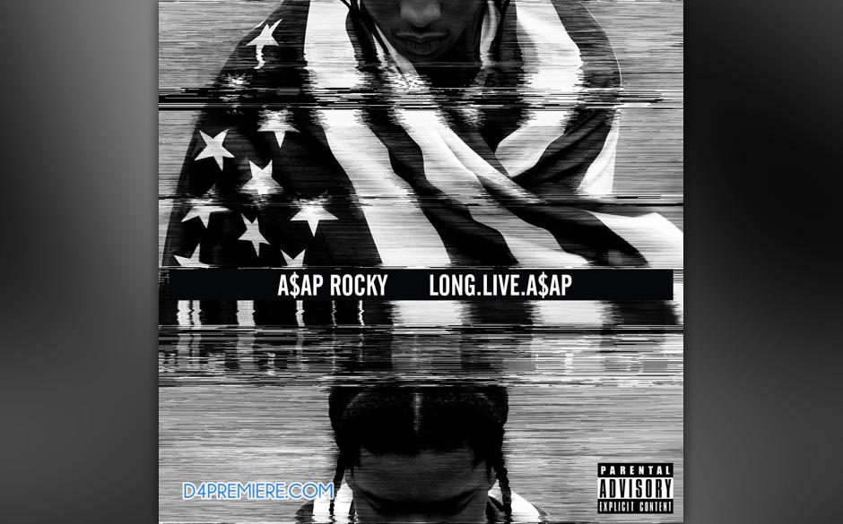 A$AP Rocky - 'Long. Live. A$AP'. Klingt frisch und innovativ, aber auch mainstreamkompatibel genug, um Rihanna auf ihrer anst