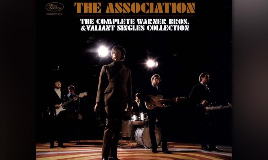 Replay: The Association - 'The Complete Warner Bros. & Valiant Singles Collection'. Eine Handvoll Hits und viele Perlen des f