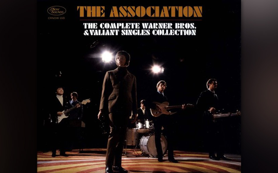 Replay: The Association - 'The Complete Warner Bros. & Valiant Singles Collection'. Eine Handvoll Hits und viele Perlen des f