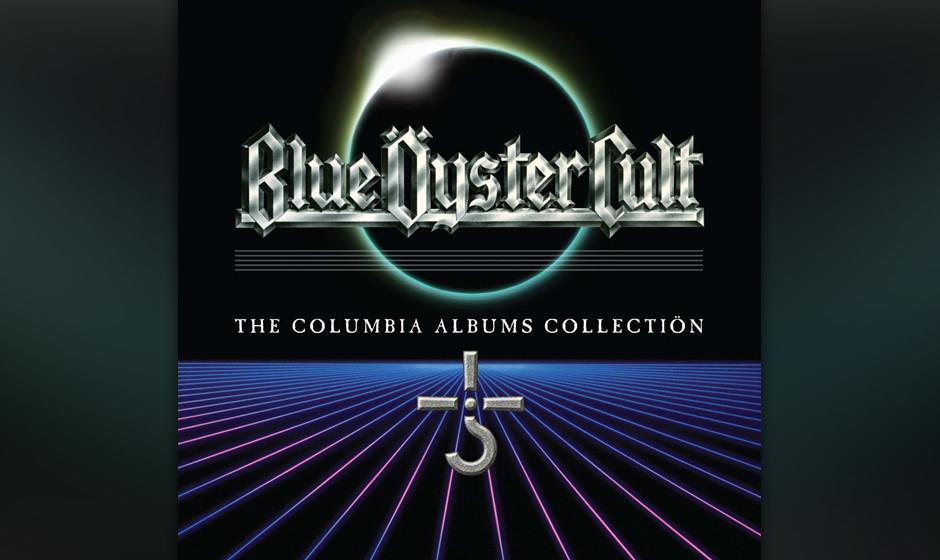 Replay: Blue Öyster Cult - 'The Columbia Albums Collection'. Für Furchtlose: 16 CDs der Hardrock-Heroen im Schuber.