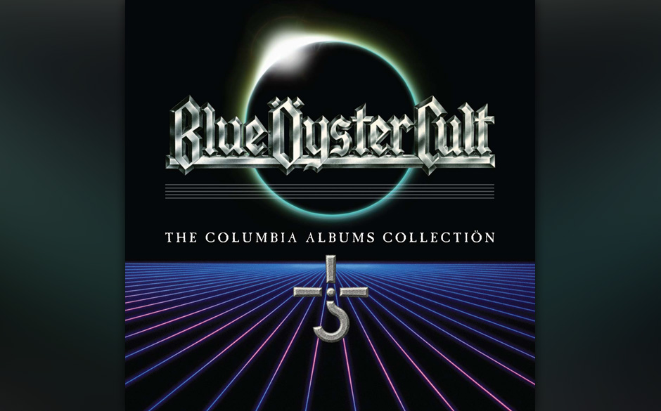 Replay: Blue Öyster Cult - 'The Columbia Albums Collection'. Für Furchtlose: 16 CDs der Hardrock-Heroen im Schuber.