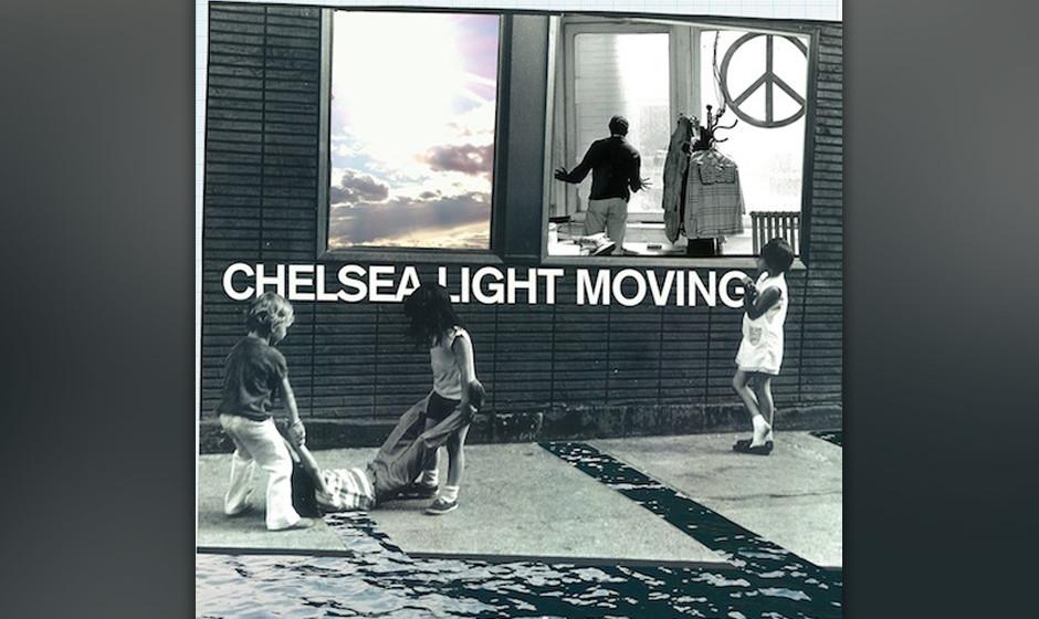 Chelsea Light Moving -  'Chelsea Light Moving'. Thurston Moore spielt  nun soliden, am Sonic-Youth-Sound der frühen 90er-Jah